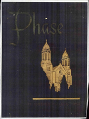 1959 Edition, St Josephs College - Phase Yearbook (Rensselaer, IN)