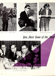 Page 10, 1964 Edition, St Josephs College - Phase Yearbook (Rensselaer, IN) online yearbook collection