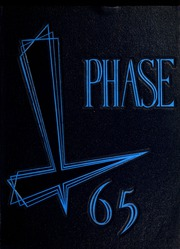 1965 Edition, St Josephs College - Phase Yearbook (Rensselaer, IN)