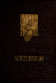 1933 Edition, Rose Hulman Institute of Technology - Modulus Yearbook (Terre Haute, IN)