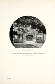 Page 11, 1933 Edition, Rose Hulman Institute of Technology - Modulus Yearbook (Terre Haute, IN) online yearbook collection