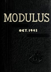 1943 Edition, Rose Hulman Institute of Technology - Modulus Yearbook (Terre Haute, IN)