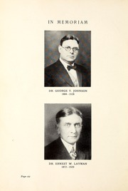 Page 10, 1929 Edition, Union Hospital School of Nursing - Stethoscope Yearbook (Terre Haute, IN) online yearbook collection