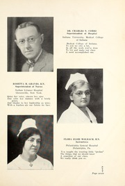 Page 11, 1929 Edition, Union Hospital School of Nursing - Stethoscope Yearbook (Terre Haute, IN) online yearbook collection