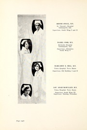 Page 12, 1929 Edition, Union Hospital School of Nursing - Stethoscope Yearbook (Terre Haute, IN) online yearbook collection