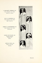 Page 13, 1929 Edition, Union Hospital School of Nursing - Stethoscope Yearbook (Terre Haute, IN) online yearbook collection
