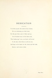 Page 7, 1929 Edition, Union Hospital School of Nursing - Stethoscope Yearbook (Terre Haute, IN) online yearbook collection