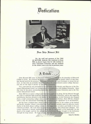 Page 10, 1968 Edition, Vincennes University - Le Revoir Yearbook (Vincennes, IN) online yearbook collection