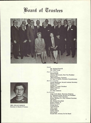 Page 13, 1968 Edition, Vincennes University - Le Revoir Yearbook (Vincennes, IN) online yearbook collection