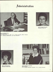 Page 15, 1968 Edition, Vincennes University - Le Revoir Yearbook (Vincennes, IN) online yearbook collection