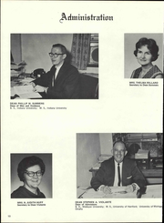 Page 16, 1968 Edition, Vincennes University - Le Revoir Yearbook (Vincennes, IN) online yearbook collection