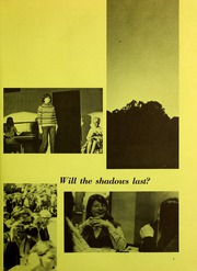 Page 9, 1973 Edition, Vincennes University - Le Revoir Yearbook (Vincennes, IN) online yearbook collection