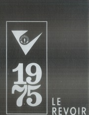 1975 Edition, Vincennes University - Le Revoir Yearbook (Vincennes, IN)