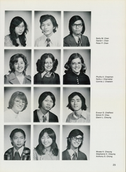 Page 27, 1975 Edition, Vincennes University - Le Revoir Yearbook (Vincennes, IN) online yearbook collection