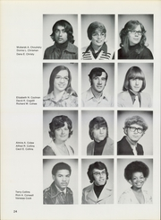 Page 28, 1975 Edition, Vincennes University - Le Revoir Yearbook (Vincennes, IN) online yearbook collection