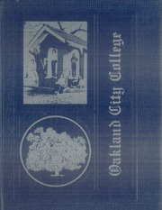 1982 Edition, Oakland City University - Mirror Yearbook (Oakland City, IN)