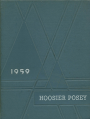 1959 Edition, Robb Township High School - Hoosier Posey Yearbook (Poseyville, IN)