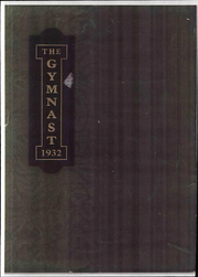 1932 Edition, Normal College of the American Gymnastic Union - Gymnast Yearbook (Indianapolis, IN)