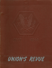 1948 Edition, Union Township High School - Revue Yearbook (Bargersville, IN)