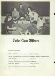 Page 12, 1957 Edition, Union Township High School - Revue Yearbook (Bargersville, IN) online yearbook collection