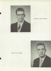 Page 15, 1957 Edition, Union Township High School - Revue Yearbook (Bargersville, IN) online yearbook collection
