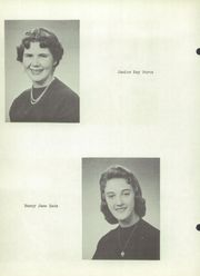 Page 16, 1957 Edition, Union Township High School - Revue Yearbook (Bargersville, IN) online yearbook collection