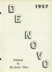 Page 7, 1957 Edition, Union Township High School - Revue Yearbook (Bargersville, IN) online yearbook collection