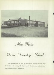 Page 8, 1957 Edition, Union Township High School - Revue Yearbook (Bargersville, IN) online yearbook collection