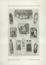 Page 14, 1929 Edition, Bridgeton High School - Raccoon Yearbook (Bridgeton, IN) online yearbook collection