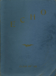 1948 Edition, Ervin High School - Echo Yearbook (Ervin, IN)