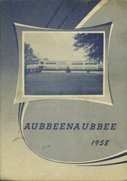 1958 Edition, Aubbeenaubbee High School - Yearbook (Culver, IN)