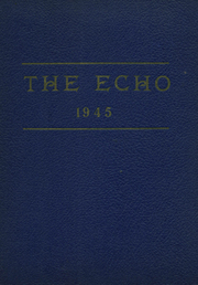 Page 1, 1945 Edition, St John Township High School - Echo Yearbook (Dyer, IN) online yearbook collection