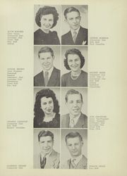 Page 15, 1945 Edition, St John Township High School - Echo Yearbook (Dyer, IN) online yearbook collection