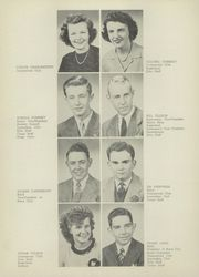 Page 16, 1945 Edition, St John Township High School - Echo Yearbook (Dyer, IN) online yearbook collection