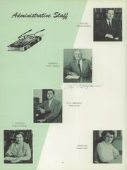 Page 10, 1955 Edition, St John Township High School - Echo Yearbook (Dyer, IN) online yearbook collection