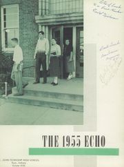 Page 5, 1955 Edition, St John Township High School - Echo Yearbook (Dyer, IN) online yearbook collection