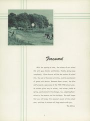 Page 7, 1955 Edition, St John Township High School - Echo Yearbook (Dyer, IN) online yearbook collection