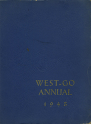 1945 Edition, West Goshen Elementary School - West Go Yearbook (Goshen, IN)
