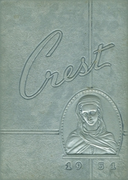 1951 Edition, St Agnes Academy - Crest Yearbook (Indianapolis, IN)