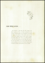 Page 11, 1951 Edition, St Agnes Academy - Crest Yearbook (Indianapolis, IN) online yearbook collection