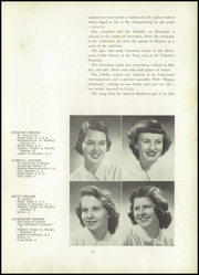 Page 15, 1951 Edition, St Agnes Academy - Crest Yearbook (Indianapolis, IN) online yearbook collection