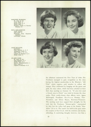 Page 16, 1951 Edition, St Agnes Academy - Crest Yearbook (Indianapolis, IN) online yearbook collection