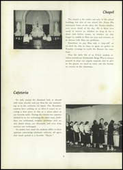 Page 8, 1951 Edition, St Agnes Academy - Crest Yearbook (Indianapolis, IN) online yearbook collection