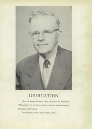 Page 5, 1954 Edition, Nashville High School - Talisman Yearbook (Nashville, IN) online yearbook collection