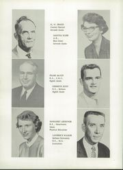 Page 16, 1959 Edition, Nashville High School - Talisman Yearbook (Nashville, IN) online yearbook collection