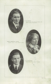Page 11, 1915 Edition, New Richmond High School - Yearbook (New Richmond, IN) online yearbook collection