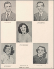 Page 15, 1953 Edition, North Judson High School - Pilot Yearbook (North Judson, IN) online yearbook collection