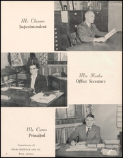 Page 6, 1953 Edition, North Judson High School - Pilot Yearbook (North Judson, IN) online yearbook collection