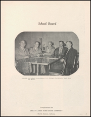 Page 7, 1953 Edition, North Judson High School - Pilot Yearbook (North Judson, IN) online yearbook collection