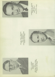 Page 10, 1953 Edition, Cynthiana High School - Scroll Yearbook (Cynthiana, IN) online yearbook collection